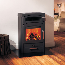 Pallas Back | Wood burning stoves | Austroflamm