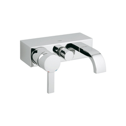Allure Single-lever bath mixer 1/2"