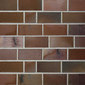 Accum enamel blue-brown | Facade bricks / Facing bricks | Röben Tonbaustoffe GmbH