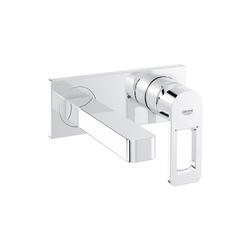 Quadra Two-hole basin mixer | Grifería para lavabos | GROHE