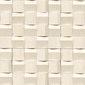 Mosaico Obliqua 23,7x59cm Crema | Ceramic mosaics | Saloni