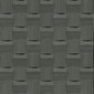 Mosaico Obliqua 23,7x59cm Negro | Ceramic mosaics | Saloni