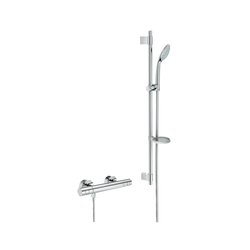 Grohtherm 1000 Cosmopolitan Thermostat shower mixer 1/2"