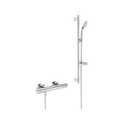 """Grohtherm 1000 Cosmopolitan Thermostat shower mixer 1/2""""   Robinetterie de douche   GROHE"""