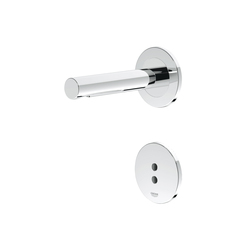 "Electronic faucets | Infra-red electronic basin mixer 1/2"" wall mounted 