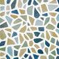 Gemme Del Golfo Multicolor 34x34 | Piastrelle/mattonelle per pavimenti | Savoia Italia S.p.a