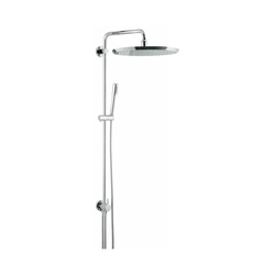 GROHE Shower Systems | Shower system with diverter  for wall mounting | Shower taps / mixers | GROHE