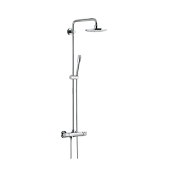 GROHE Shower Systems | Shower system for wall mounting | Shower taps / mixers | GROHE