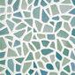 Gemme Del Golfo Acquamarina 34x34 | Mosaicos de cerámica | Savoia Italia S.p.a