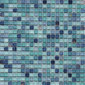 Cristalli Azzurro | Ceramic mosaics | Savoia Italia S.p.a