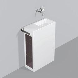 WP.INS8 | Lavabos mueble | Alape