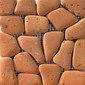 Ghiaia Terracotta | Natural stone mosaics | I Sassi di Assisi