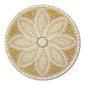 SER135 marble rosone | Natural stone mosaics | I Sassi di Assisi