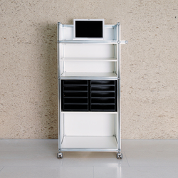 Mobile storage unit | Carrelli bar | Artmodul