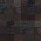 Texture marrone | Natural leather mosaics | Studio Art