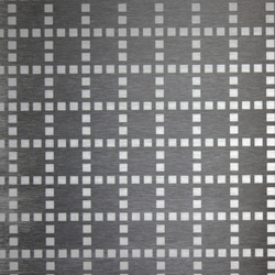 Square mosaic | 240 | Sheets | Inox Schleiftechnik