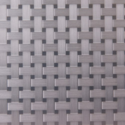 Carbon | 120 | Metal floor tiles | Inox Schleiftechnik