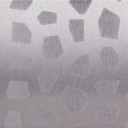 Shards | 170 | Metal sheets / panels | Inox Schleiftechnik