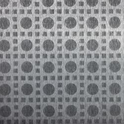 Kreismosaik | 130 | Metallbleche / -paneele | Inox Schleiftechnik