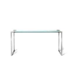 hochwertige schreibtische mit tischplatte aus glas auf architonic. Black Bedroom Furniture Sets. Home Design Ideas