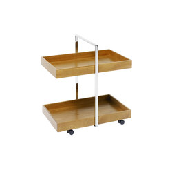 Safari TT Side table | Tea-trolleys / Bar-trolleys | Ghyczy