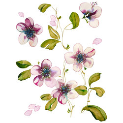 Spirit | Flow | Flowers Cherry Blossom | Wall stickers | Hornschuch
