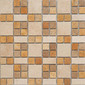 Mix 04 Travertine Mosaic | Natural stone mosaics | Homestone AG