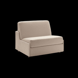 Duke Componibile | Armchairs | Milano Bedding