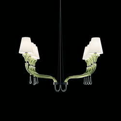 Domo Maine | Ceiling suspended chandeliers | Barovier&Toso