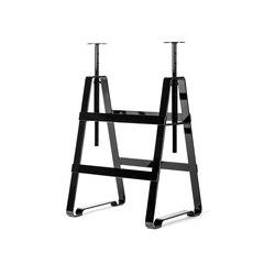 Lackaffe Trestle | Caballetes de mesa | Atelier Haußmann