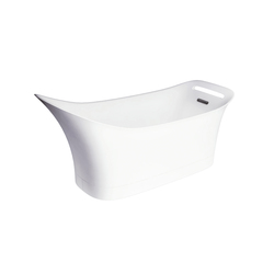 AXOR Urquiola Bath Tub 1800mm | Free-standing baths | AXOR