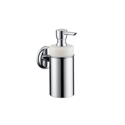 Hansgrohe Logis Classic Lotionspender aus Keramik | Seifenspender / Lotionspender | Hansgrohe