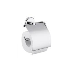 Hansgrohe Logis Classic Porte-papier WC Classic | Distributeurs de papier toilette | Hansgrohe