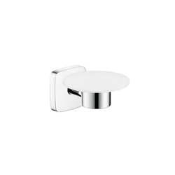 Hansgrohe PuraVida Soap Dish | Soap holders / dishes | Hansgrohe