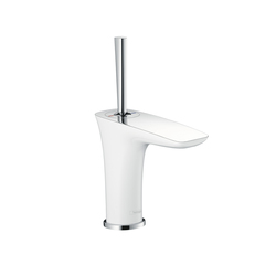 Hansgrohe PuraVida Single Lever Basin Mixer 100 DN15 for hand basins | Wash-basin taps | Hansgrohe