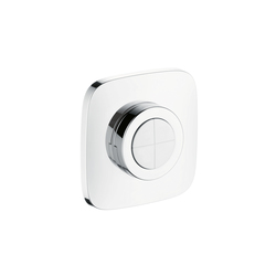 Hansgrohe PuraVida iControl mobile Electronic Shut-off and Diverter Valve DN20 for concealed installation | Accessories | Hansgrohe