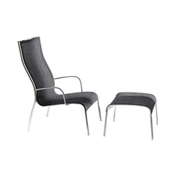 Paso Doble Low Chair | Sillones de jardín | Magis