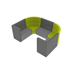 Bricks Sofa | Modular seating systems | Palau