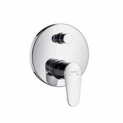 Hansgrohe Talis E² Single Lever Bath Mixer | Bath taps | Hansgrohe