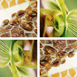 Orchid Glyphs | Synthetic films | tela-design