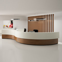 cockpit2.0 | Reception desks | werner works