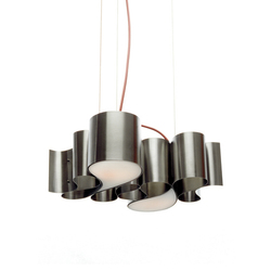 Paraaf Suspension Lamp | Pendelleuchten | Jacco Maris