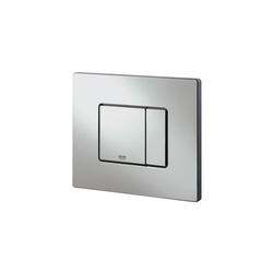 Skate Cosmopolitan Wall plate | Flushes | GROHE