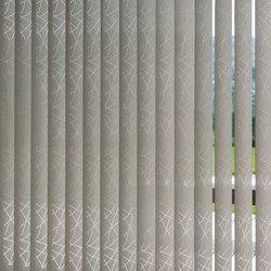 LASER NORMA V - 0 | Vertical blinds | Création Baumann