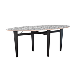 Lund Dinner & Conference Table | Meeting room tables | Lillian Öberg