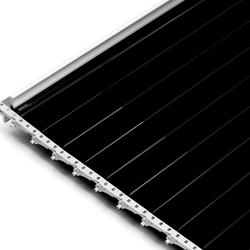 RAUVOLET vetro-line | Tambour doors | REHAU