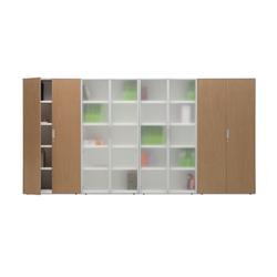 Fe2 H200 L80 Cabinet | Armadi ufficio | Nurus