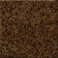 RAUVISIO mineral - Oro Marrone 1093L | Mineralwerkstoff Platten | REHAU