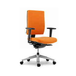 Mia Middle Back Chair | Sillas de oficina | Nurus