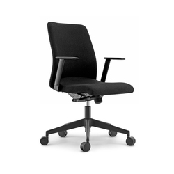 S Chair Medium Back Chair | Sedie girevoli da lavoro | Nurus